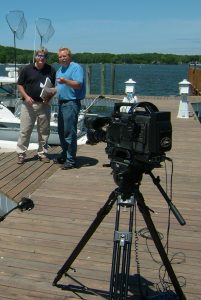 On location with Tiara Yachts in Holland, MI - EZ New Media