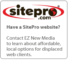 Options for SitePro Web Clients